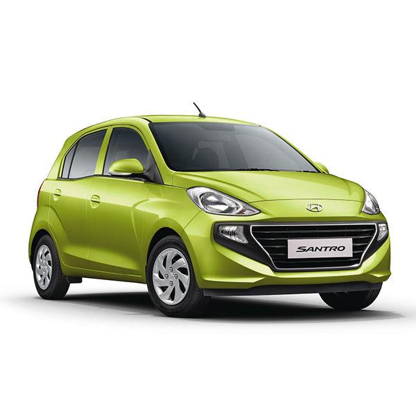 Hyundai Santro — Car Battery Replacement, Price List