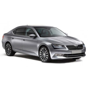 Skoda Superb New Car Battery