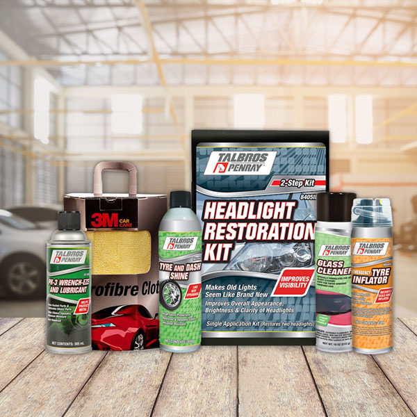 3M Car Care Products in India | Car Cleaning Products kit